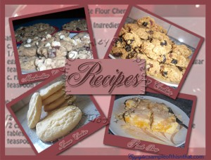 Recipes Featured image