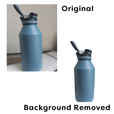 Background Removed from Product